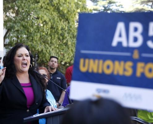 California Assembly Bill 5 (AB5)
